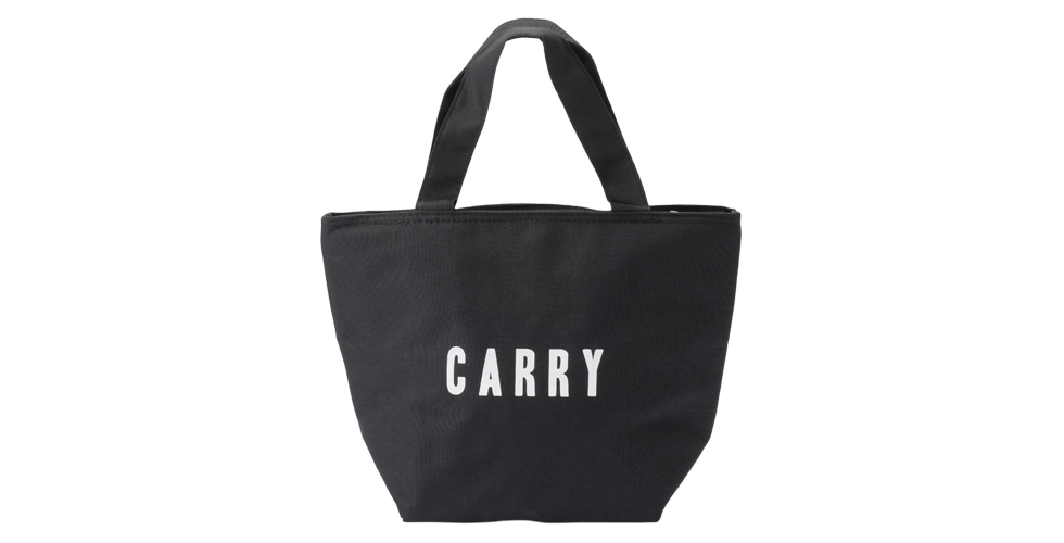 Labeled Carry Cooler Bag L